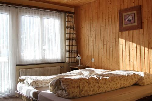 Zimmerbeispiel Ferienhaus Mon-Bijou Saas-