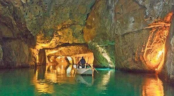 Lac Sourerrain - unter den Rebbergen des Wallis